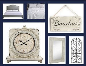 French Country Finds for Your Bedroom | Kenney Designs